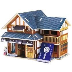 木制玩具小屋