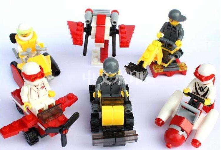 拼装系列玩具