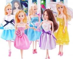 女孩系列玩具