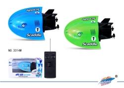 遥控潜水艇