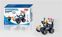 拼装玩具 警察系列