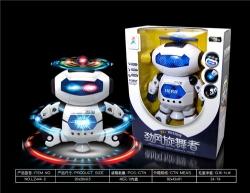 电动跳舞机器人