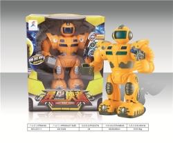 电动会走路的机器人 兰州儿童玩具店进货