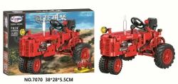 平衡车玩具乐高式 益智拼装 智力开发玩具