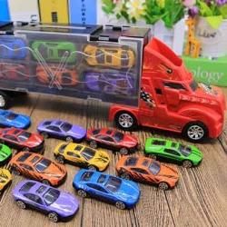 合金车玩具